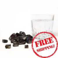 Kits for water purification and structuring (Elite shungite up to 98%)